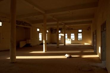 L'intérieur d'une des mosquées © Philippe Henry / OCEAN71 Magazine
