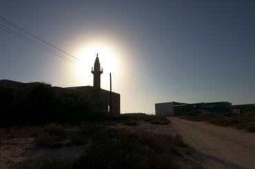 Le village de Jazira Al Hamra compte 13 mosquées © Philippe Henry / OCEAN71 Magazine