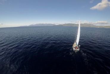 Ithaque en vue ©Philippe Henry / OCEAN71